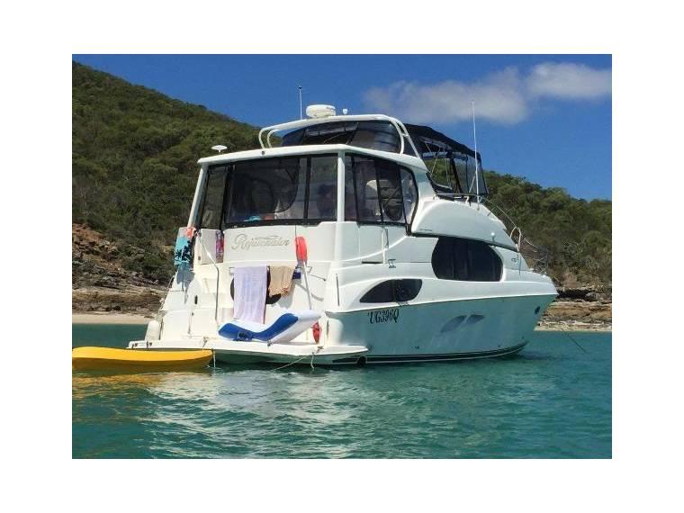 Silverton 43 Motor Yacht En Queensland Embarcaciones De