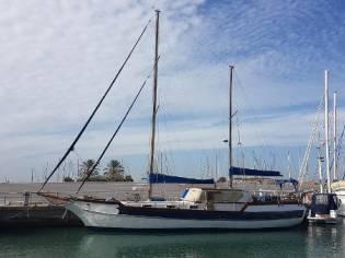 Turkish Gulet GRP Hull