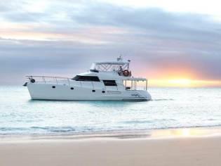 Custom Brady 52 Catamaran