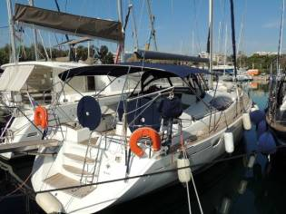 Jeanneau Sun Odyssey 50 DS Owner's Version