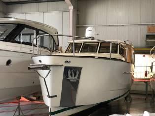 Greenline 33 Hybrid Ready Motorboot
