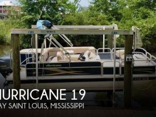 Hurricane FD 196F OB