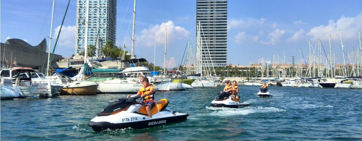 Escola Port - Expomarine & Boats Foto 1