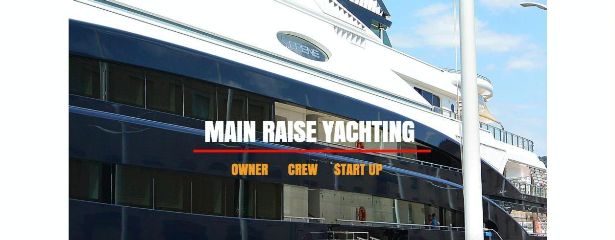 Main Raise Yachting Foto 1