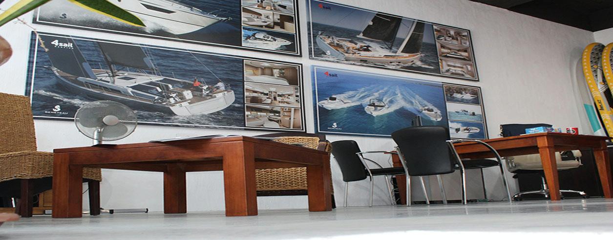 4Sail Nautica, SL. Foto 1