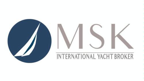 Logomarca de MSK Internacional Yacht Broker