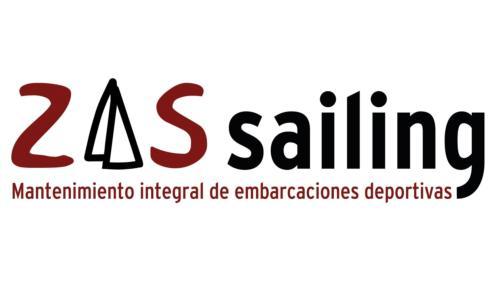 Logo de ZAS SAILING, S.L.