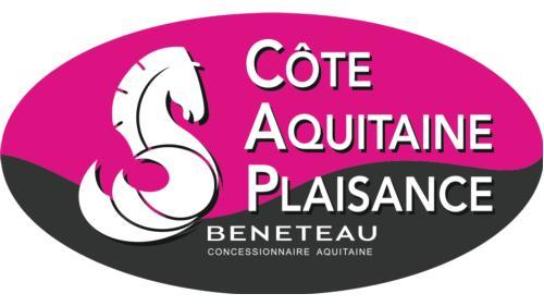 Logomarca de COTE AQUITAINE PLAISANCE