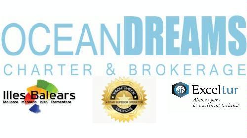 Logo de OceanDreams Charter & Brokerage