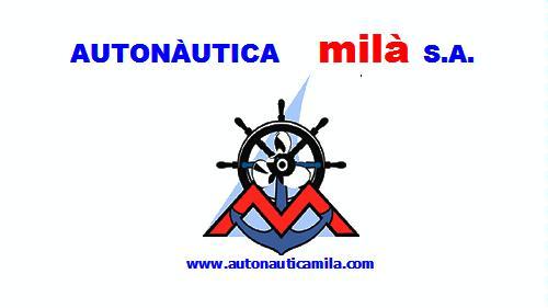 Logo de Autonautica Mila S.A.