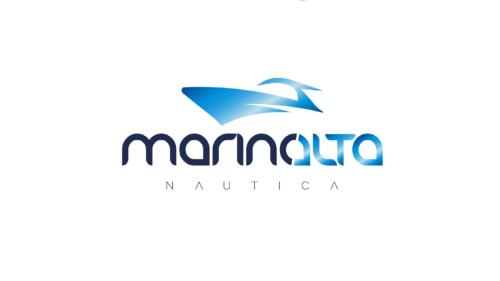 Logomarca de Nautica Marina Alta