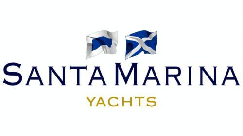 Logomarca de Santa Marina Yachts