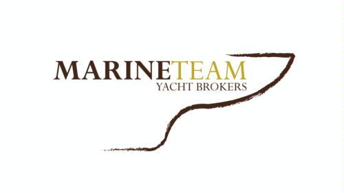 Logomarca de Marine Team - Agentes Grand Soleil, Dufour Yachts y Lagoon Catamarans