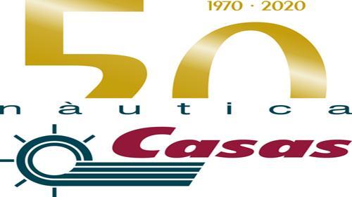 Logomarca de Nautica Casas S A