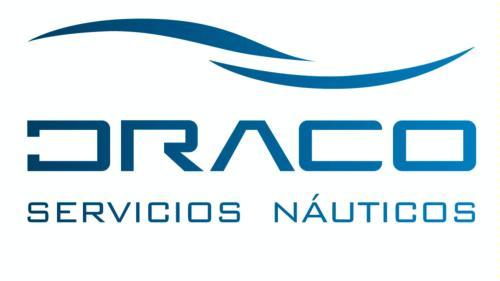 Logomarca de Draco Servicios Náuticos