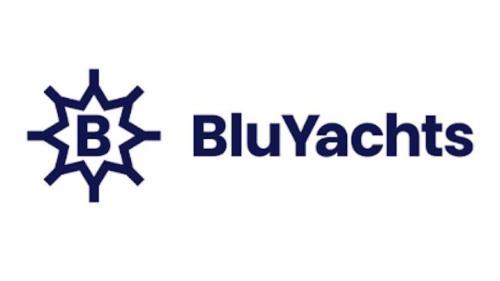 Logomarca de Blu Yachts