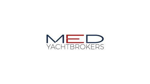 Logomarca de Med Yacht Brokers