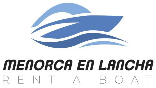 Logo de Menorcaenlancha