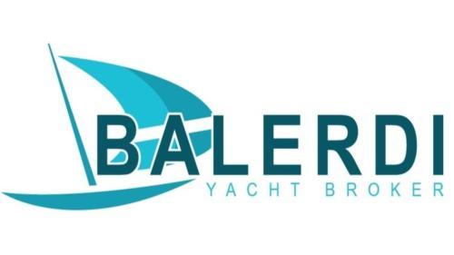 Logomarca de Balerdi Yacht Broker