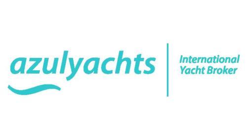 Logomarca de Azul Yachts Palma