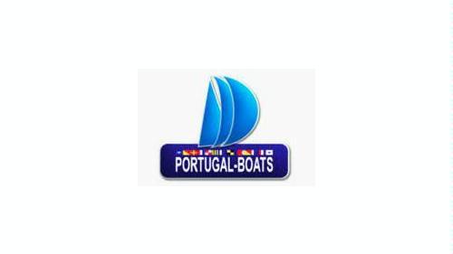 Logomarca de Portugal-boats