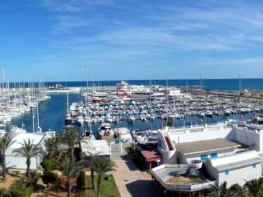 Port Yasmine Hammamet Túnez