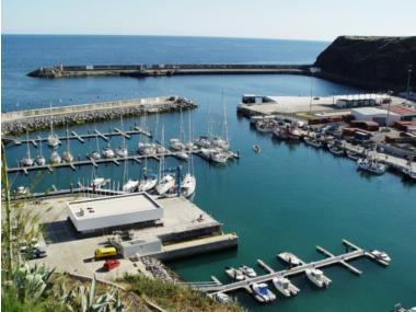 Marina de Vila do Porto Açores