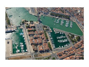 Vieux Port Charente Marítimo