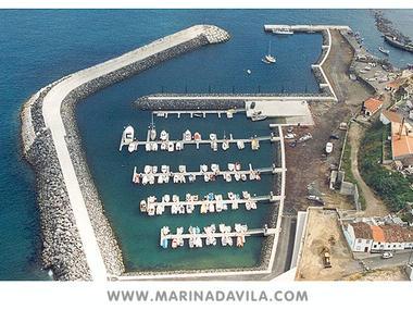 Marina da Vila Açores