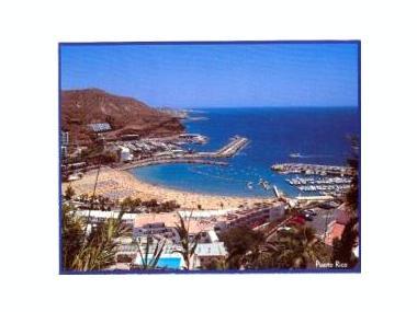 Puerto Deportivo Puerto Rico Gran Canaria