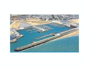 Puerto Deportivo de Chipiona Cádis