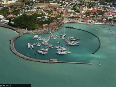 St. Martin - Marina Fort Louis Antilhas Holandesas