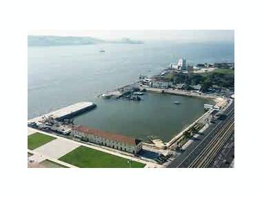 Porto de Lisboa - Doca do Bom Sucesso Lisboa
