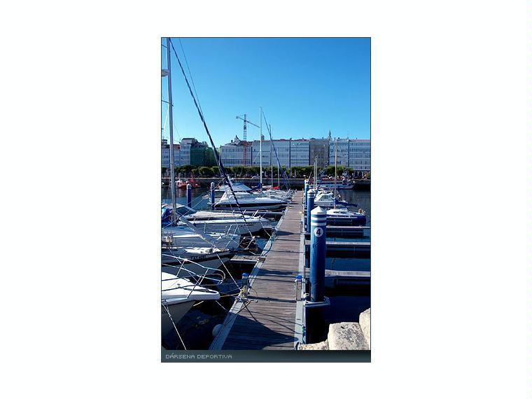 Darsena deportiva de la coru a puertos deportivos en a for Cosas de segunda mano en coruna