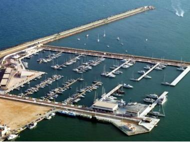 Puerto Deportivo Marina Salinas de Torrevieja Alicante