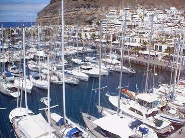 Puerto Deportivo de Mogan  Gran Canaria