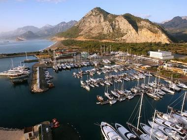 Çelebi Marina Antalya