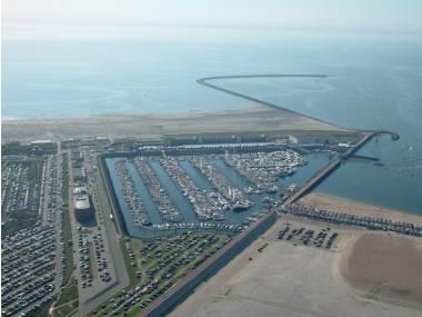 Seaport Marina IJmuiden Holanda (Países Baixos)
