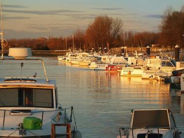 Port de plaisance Gravelines Norte