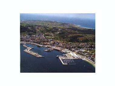 Puerto Santa Uxia de Riveira A Coruña