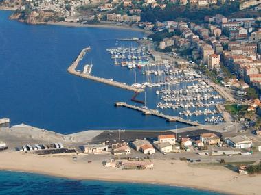 Port de plaisance Propriano Córsega
