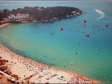 Bahía de Sant Pol - S'Agaró Girona