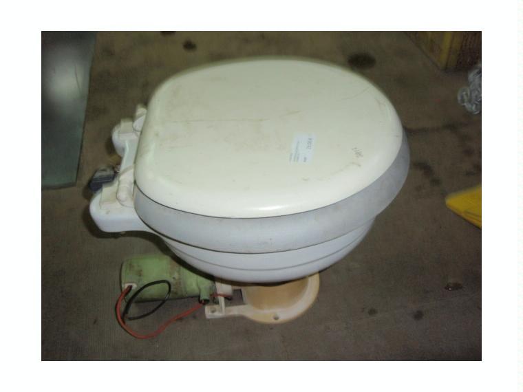 Inodoro electrico con bomba 24v de segunda mano 05757 for Bomba inodoro