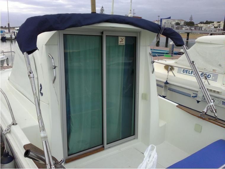 toldo bimini inoxidable barco de segunda mano 16969