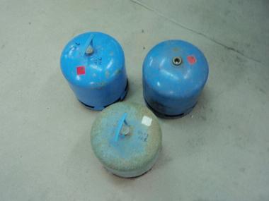 Venta de botella de camping gas azul de segunda mano - Botella camping gas ...