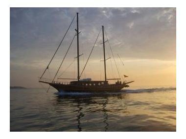 GOLETA TURCA - Karya Yate de vela