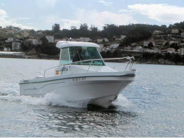 Alavai 598 Sport - Cabine Motora - Cabinada