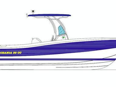 Oceanía 20 CC Motora