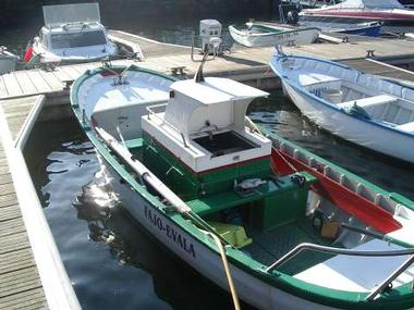 lancha de madera | Fotos 5 | Barcos a motor