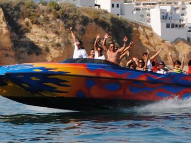 Sea Rocket Boat
